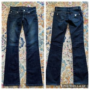 Guess Daredevil bootcut jeans size 25